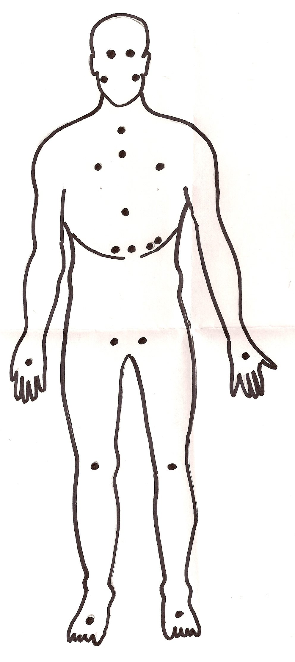 Subtle Anatomy, description of the chakras (with images) of man